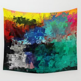 Voyage of Woman Wall Tapestry