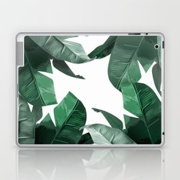 Banana Leaf Print Laptop & iPad Skin
