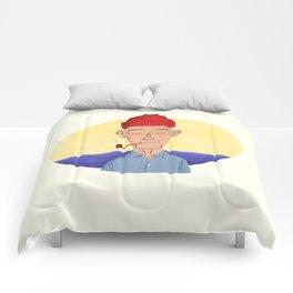 mr. Cousteau Comforters