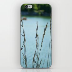 Come Sit with Me iPhone Skin