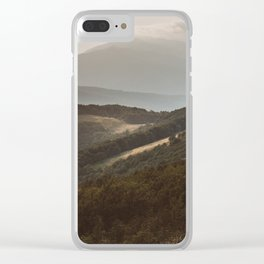 The Great Outdoors - Landscape and Nature Photography Clear iPhone Case