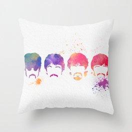 Sgt. Pepper 014 Throw Pillow