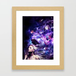 Paint Your Future Framed Art Print