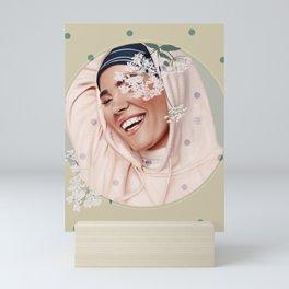 LUCEAT LUX VESTRA Mini Art Print
