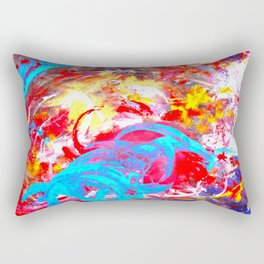 EMBRACE #society6 #decor #buyart Rectangular Pillow