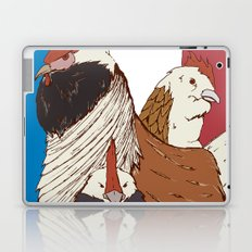 Three French Hens Laptop & iPad Skin