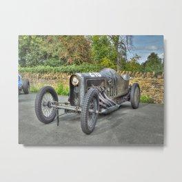 GN JAP Grand Prix Racing Car Metal Print