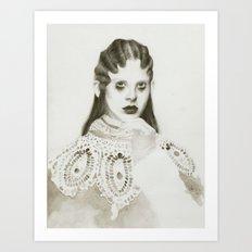 Lana x Marc Muse Art Print