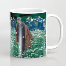 Maximilian Lenz A World Coffee Mug