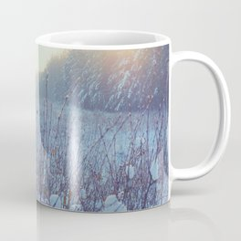 Winter light Coffee Mug