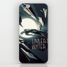 Under the Water iPhone & iPod Skin