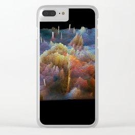 Exterrain Clear iPhone Case