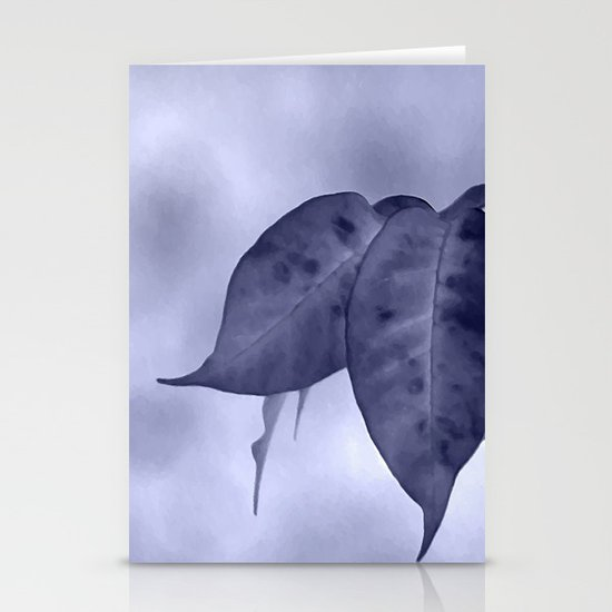 The curtain #2 Stationery Cards