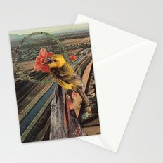 the more you fly Stationery Cards