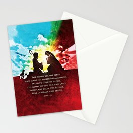 We Have Seen His Glory! Stationery Cards