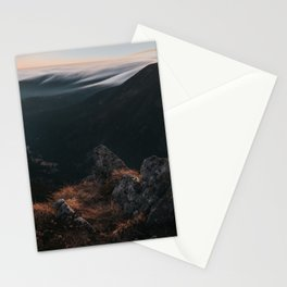 Evening Mood - Landscape and Nature Photography Stationery Cards