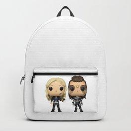 Clexa Toy Backpack