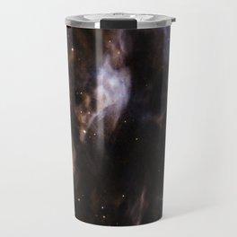 Nebula Sh2-308, EZ Canis Majoris Travel Mug