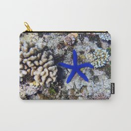 Starfish on the Reef Carry-All Pouch