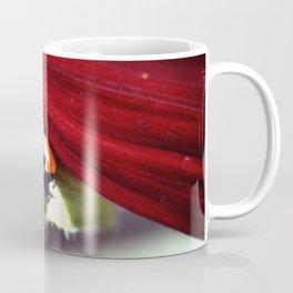 Heart Shaped Spot Coffee Mug