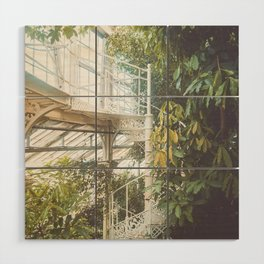Greenhouse 2 Wood Wall Art