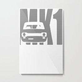 MK1 Metal Print