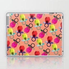 love ring Laptop & iPad Skin