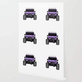 [JEEP] Lavender Wallpaper