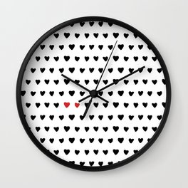 Just Us Wall Clock