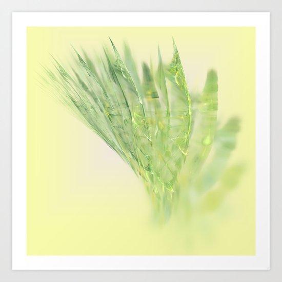 fresh vegetable Art Print