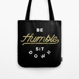 Humble Tote Bag