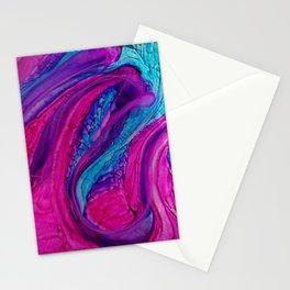 Ribbon Art Stationery Cards