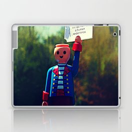 Headless Revolutionary No. 2 Laptop & iPad Skin
