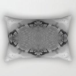 Wild Horses Kaleidoscope Photographic Pattern #2 Rectangular Pillow