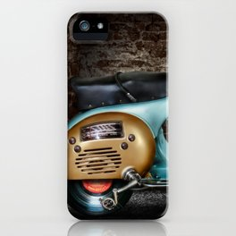 Traveling Melody iPhone Case