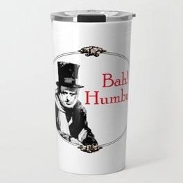 Bah! Humbug! Travel Mug