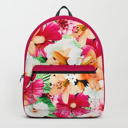 Flowers Potpourri two Backpack