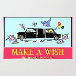 Make A Wish Rug