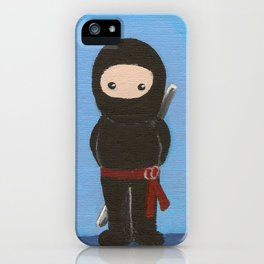 Under the moon iPhone Case