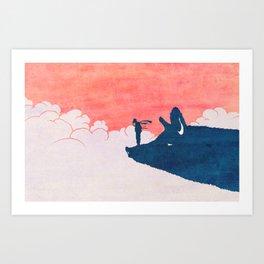Purview Art Print