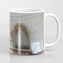 Salzburg Cathedral Organ Coffee Mug