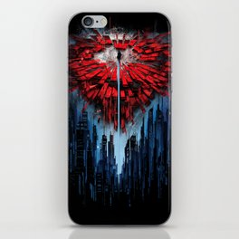 SHATTERED iPhone Skin