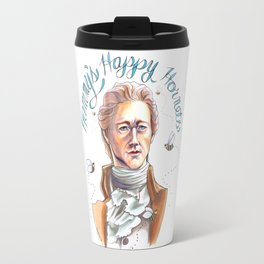 Hammy's Happy Hornets Travel Mug