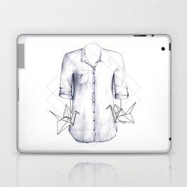 Thinking About Us Laptop & iPad Skin
