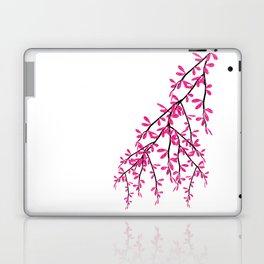 Pink Tree Branch Laptop & iPad Skin