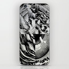 Immortal iPhone Skin