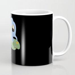 Baby Trunk Elephant Carton Animal Motif Coffee Mug