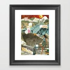 Valley of the Dolls Framed Art Print