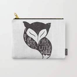 Monsters Fox Carry-All Pouch