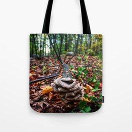 Nature gives me new life Tote Bag